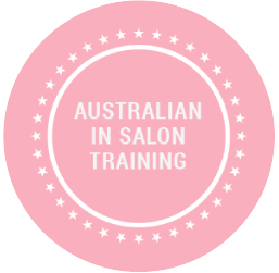 Australian in salon traning