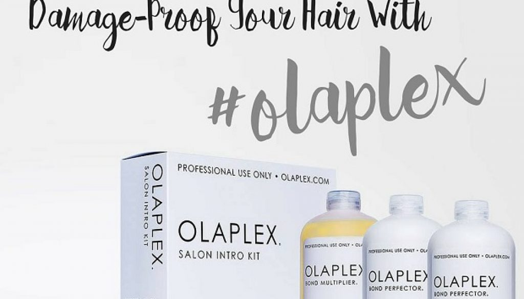 Damage-Proof Your Hair With Olaplex